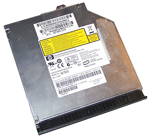 Read About HP ELITEBOOK 6930P 8530P 8530W 8540P 8540W CD DVD Burner Writer ROM Player Drive