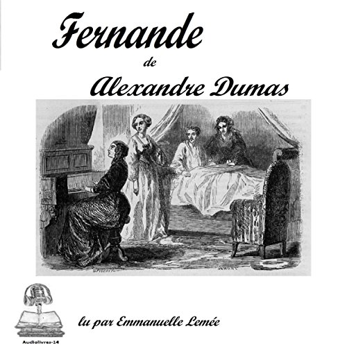 Fernande audiobook cover art