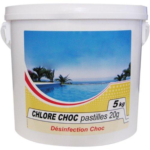 chlore choc bricomarche