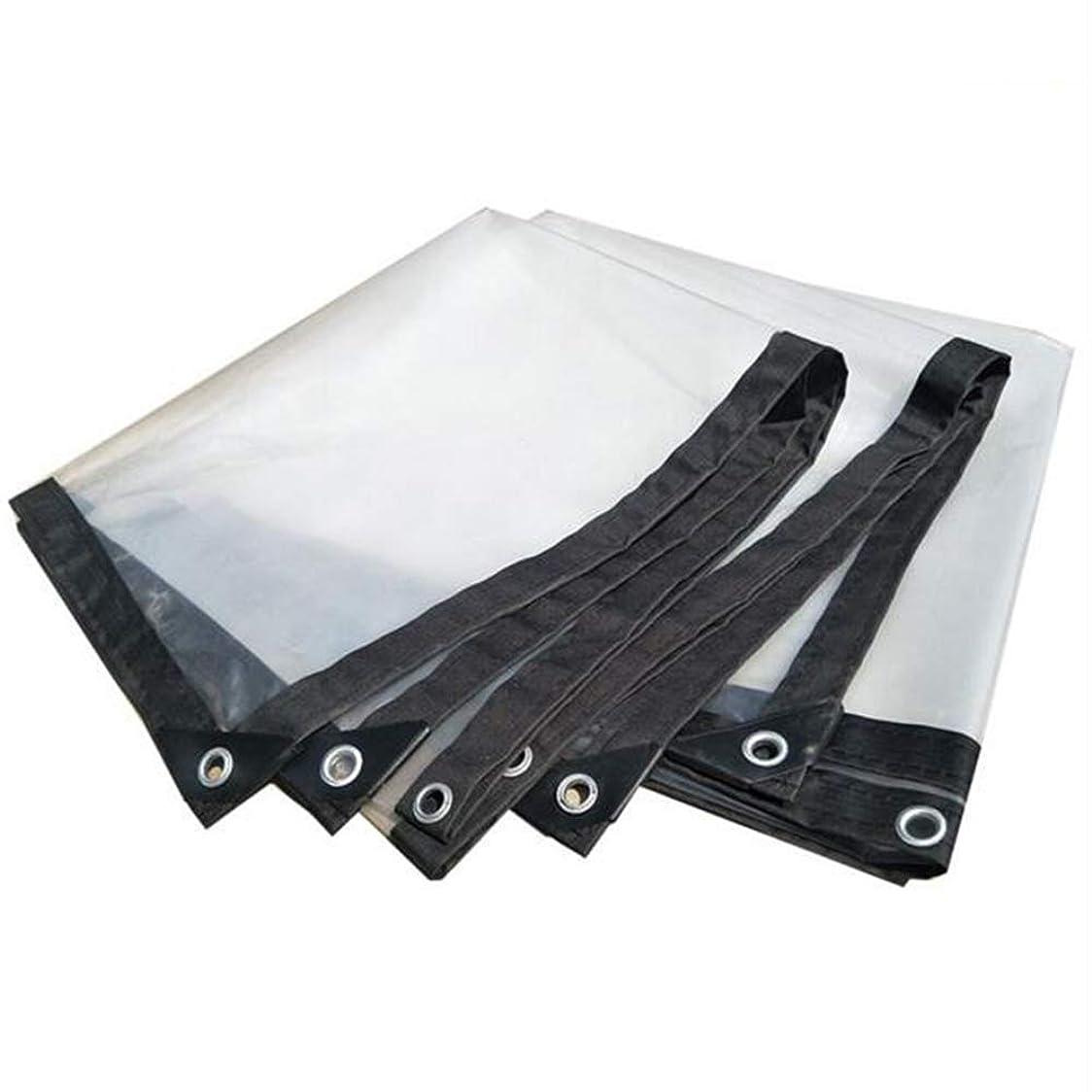 通訳解決する変色する透明な厚い防水防水シート、防水防水プラスチックの防水シート、屋外の植物温室天幕カバーPE温室フィルムZDDAB