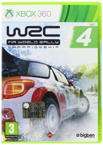 WRC 4 Fia World Rally Championship - Xbox 360