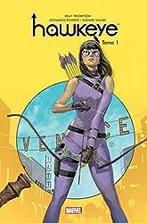 Hawkeye - Tome 01 de Kelly Thompson