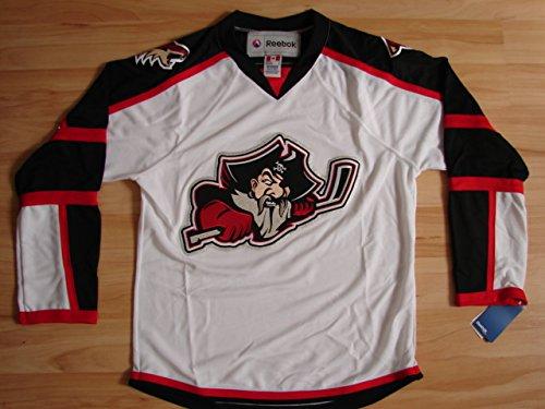 AHL Eishockey Trikot PORTLAND PIRATES white Premier Jersey