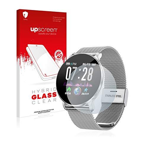 upscreen Pellicola Protettiva Ibrida Compatibile con TagoBee TB11 Protezione Schermo Hybrid Glass - 9H Durezza