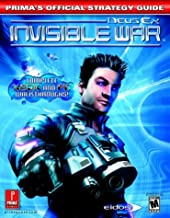 Deus Ex 2: Invisible War (Prima's Official Strategy Guide)