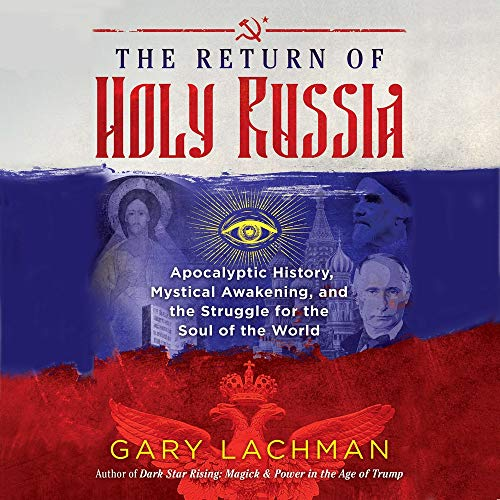 Couverture de The Return of Holy Russia