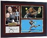 SGH SERVICES Serena Williams Autogramm, australische Open,