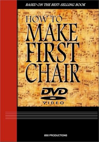 How to Make First Chair