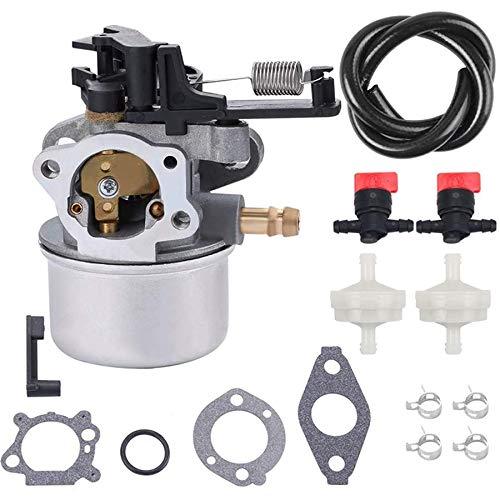 Shumo 796608 Vergaser Kit für Briggs und Stratton 2700-3000PSI Passen Troy Bilt Power Washer 7,75 PS 8,75 PS 8,5 PS