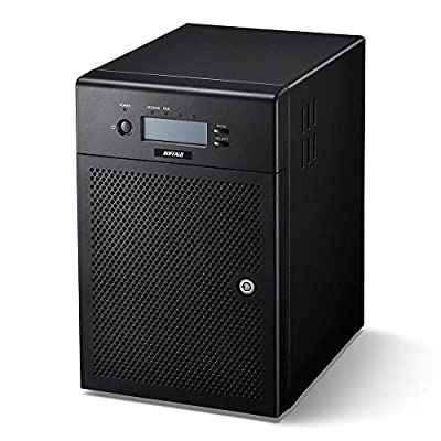 BUFFALO DriveStation Ultra 6-Drive Thunderbolt 2 Desktop from BUFFALO