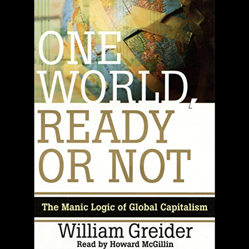 One World, Ready or Not audiobook cover art