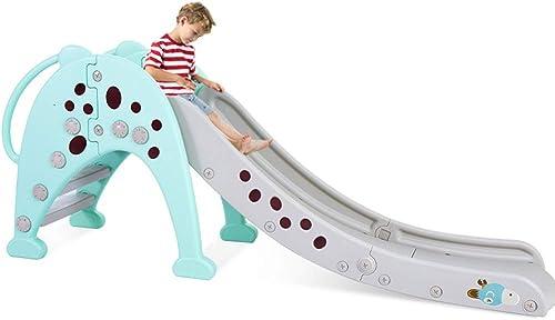 Giraffe Kinderrutsche Schutzerh ng Indoor-Spielplatz Multifunktionsspielzeug Ergonomische Rutsche Glatt Und Die Hand Nicht Verletzend 1-6 Jahre Alt