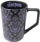 Disney Parks The Haunted Mansion Wallpaper Ceramic Coffee Mug