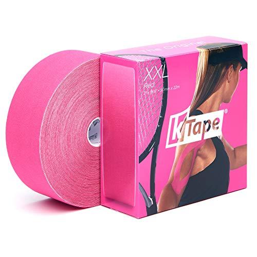K-Tape® Rot XXL (Bulk Rolle, 5cm x 22m)