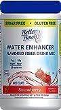 Better Bowls High Fiber Sugar Free Flavored Fiber Drink mix , Strawberry , 8.4 Ounce ( Makes 20 servings ) …