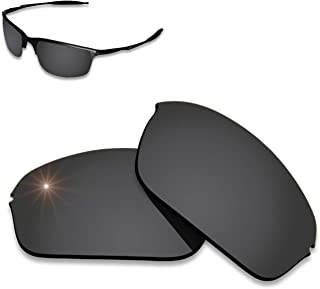 Lenses Replacement for Oakley Half Wire 2.0 Frame Varieties - Polarized & Anti-Reflective & Water repel
