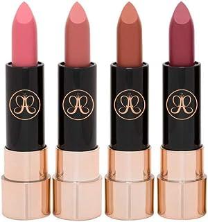 Anastasia Lipstick Set - 4 Matt Nude, Mini