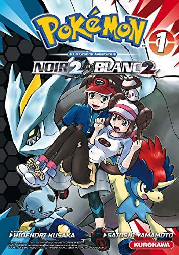 Pokémon Noir et Blanc 2 - Tome 1 - Vol01 (Pokemon)