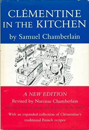 Clementine in the Kitchen
