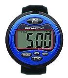 Optimum Time Reloj náutico de Vela Serie 3 en Azul – Temporizador de Carreras Resistente al Agua para Vela, yate y Bote