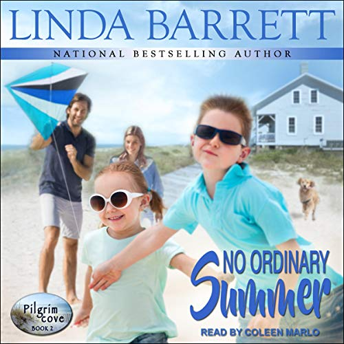 No Ordinary Summer audiobook cover art