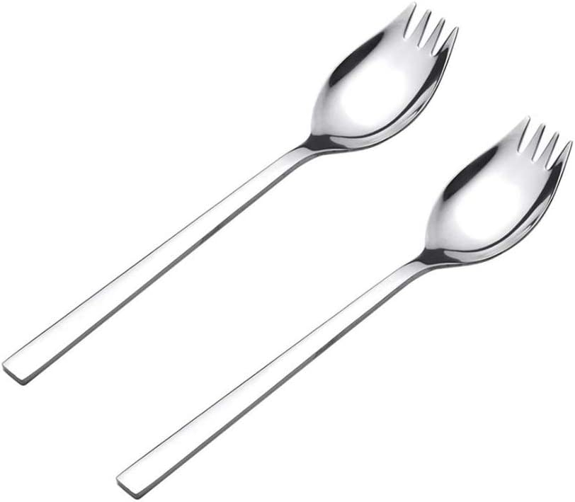 Spork Healthy Eco-Friendly Spoon Fork Max 68% OFF Super sale Steel Stainless Sporks