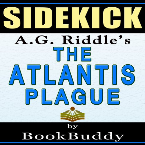 The Atlantis Plague: (The Origin Mystery 2) by A.G. Riddle -- Sidekick audiobook cover art