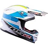 LS2 MX456.21 Tuareg Casco de motocross XL Argentina