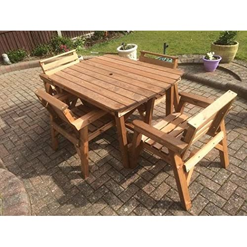 Cool Wooden Patio Furniture Amazon Co Uk Download Free Architecture Designs Sospemadebymaigaardcom