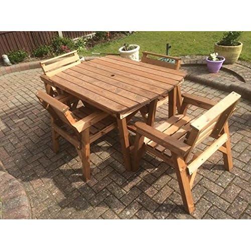Wooden Patio Furniture Amazon Co Uk
