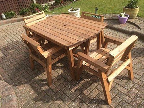 225 & Wooden Patio Furniture: Amazon.co.uk