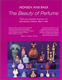 The Beauty to Perfume: Perfume Bottle Auction VI