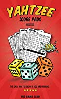 YAHTZEE Score Pads: 130 Sheets for Score keeping - Yahtzee Score Cards with Size 5 x 8 Inches