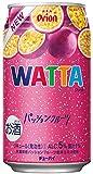 WATTA(ワッタ) パッションフルーツ 5% 350ml×24本