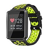Ltongx Schermo A Colori Smart Bracciale, Fitness Tracker Sport Pedometro Braccialetto Braccialetto, Dormire Monitor Touch Screen Attività Inseguitore Impermeabile Smart Watch,Green