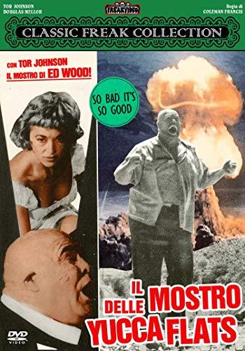 Il Mostro Delle Yucca Flats [Italia] [DVD]