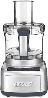 Cuisinart FP-8SVFR 8 Cup Food Processor, Silver (Renewed)