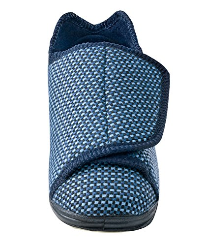 Silvert's Adaptive Clothing & Footwear Mens Extra Extra Wide Slippers