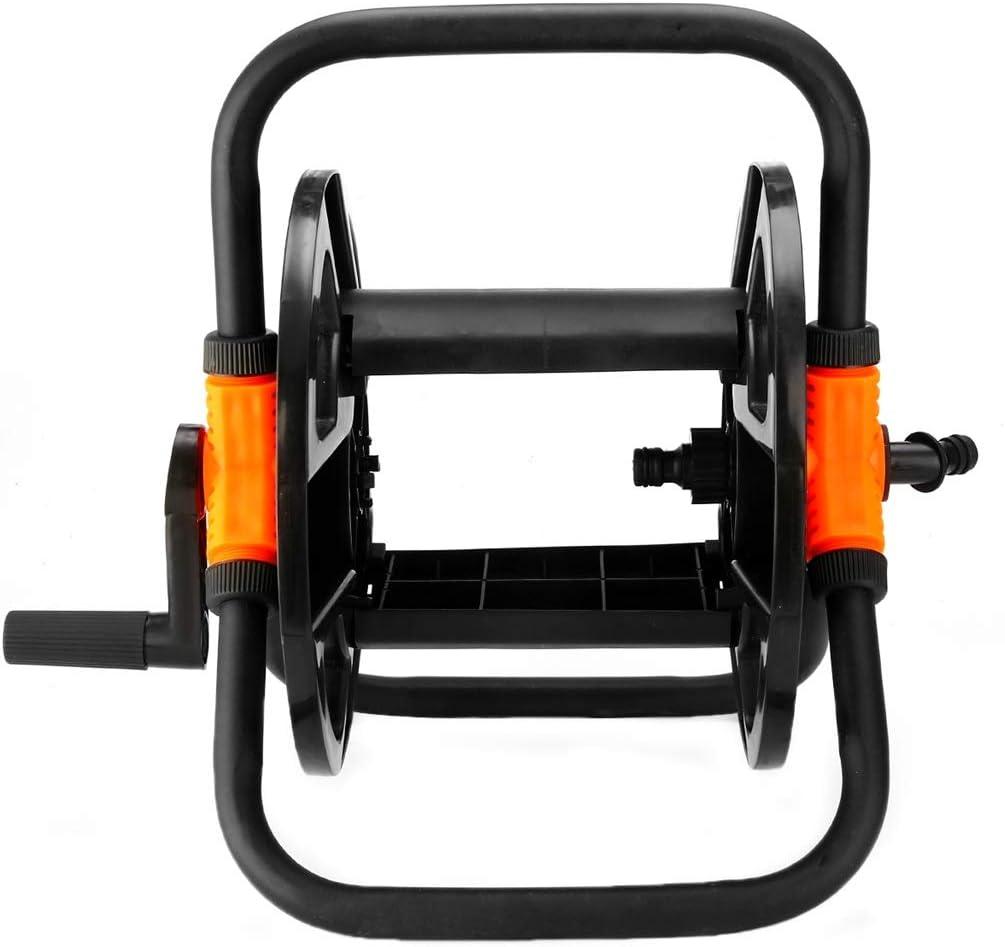SPNEC Portable Empty Hose Reels Save money Financial sales sale Water Cart Garden Holder Pi