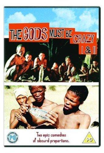Gods Must Be Crazy. The 1 & 2 [Edizione: Regno Unito] [ITA SUB] [Edizione: Regno Unito]