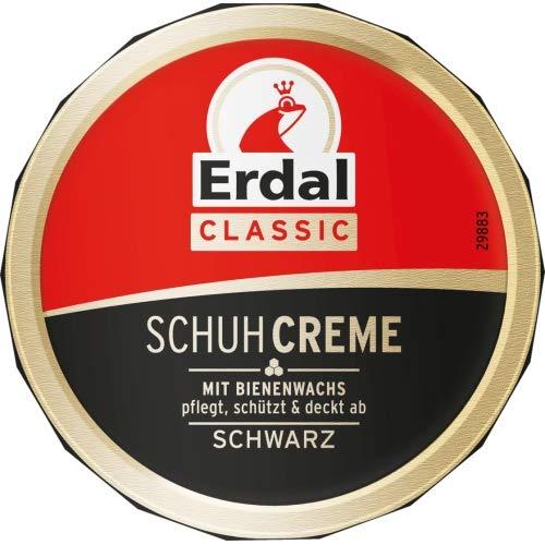 Erdal Classic Schuhcreme Dose Schwarz (75 ml)