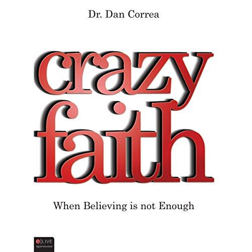 Crazy Faith audiobook cover art