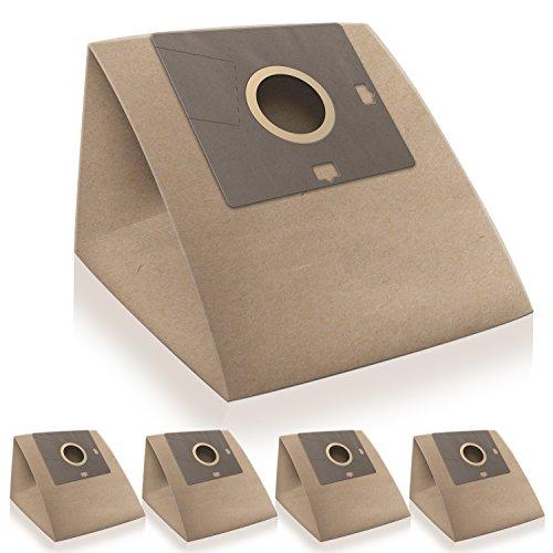 ?WESSPER® Bolsas de aspiradora para Samsung Easy 1600W (5 piezas, papel)