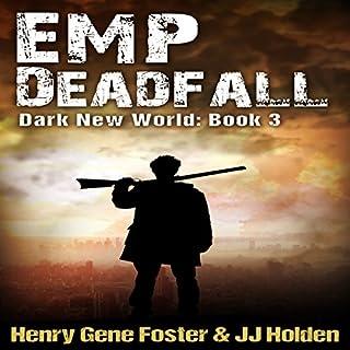 EMP Deadfall audiobook cover art