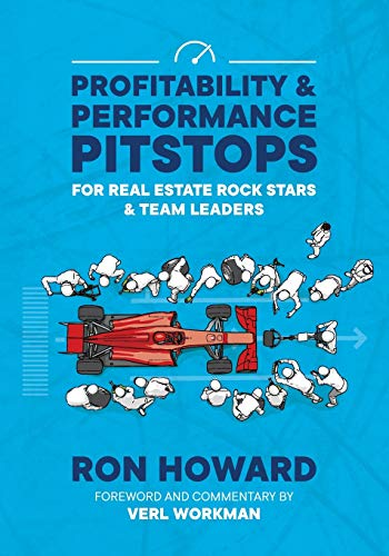 Real Estate Investing Books! - Profitability & Performance Pitstops for Real Estate Rock Stars and Team Leaders