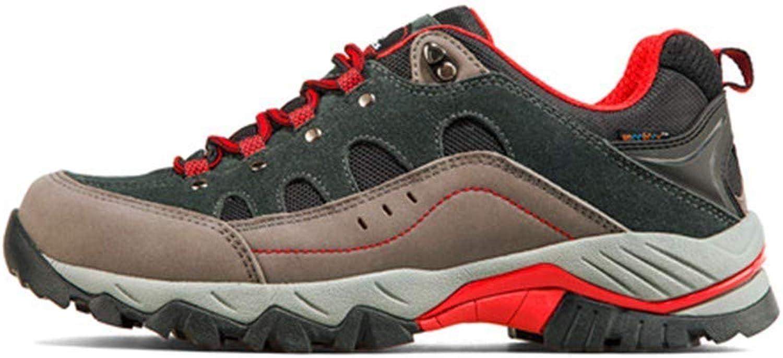 DSX DSX Wanderschuhe Wanderschuhe Low-Cut Sportschuhe Atmungsaktiv Wanderschuhe Herren Sportlich Outdoor Schuhe, Wanderschuhe, 10UK  heiße Rabatte