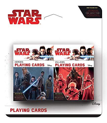 Topps Force Attax 100156124201Star Wars Episode 8–2Spiele von 54Karten–Kartenspiel