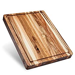 Acacia wood best cutting board for kitchen