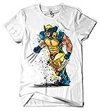 Camisetas La Colmena 7156-Mutant Rage Watercolor (Dr.Monekers)