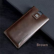 Helix Magnetic Leather Pouch for alcatel U5 HD
